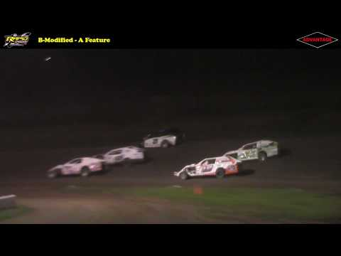 B-Modified -- 8/18/17 -- Rapid Speedway