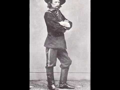 George Armstrong Custer Photo Gallery
