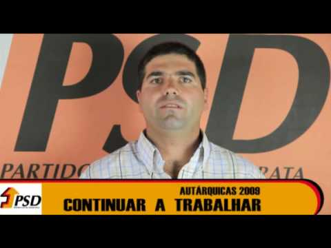 Candidato à Assembleia de Freguesia de Carragosa