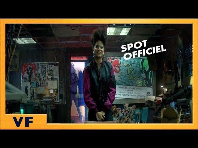 DEADPOOL 2 | Spot [Officiel] Lucky Domino VF HD | 2018