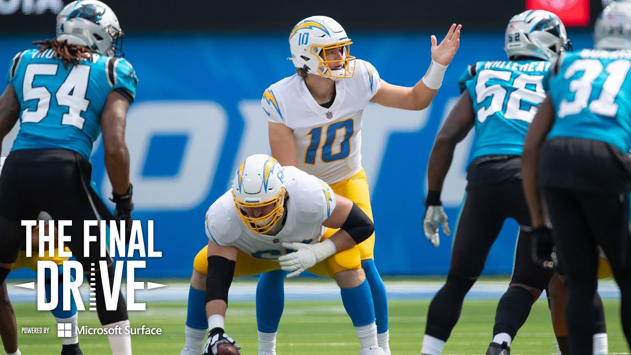 Breaking Down the Chargers Week 3 Loss to the Carolina Panthers | The Final Drive