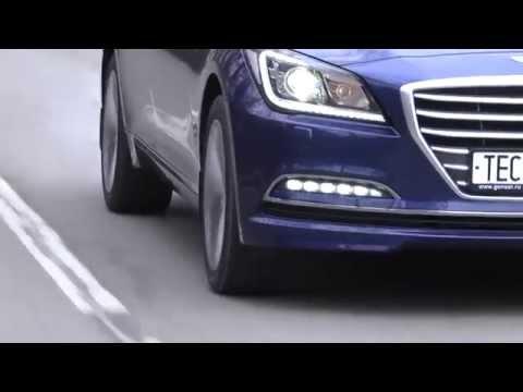 рассказ Hyundai Genesis