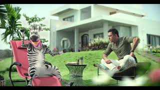 MS Dhoni Indigo New Advertisements 2018