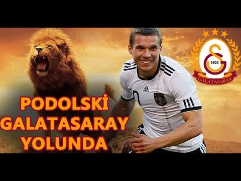 Lukas Podolski - All 48 goals for Germany(Welcome to Galatasaray S.K.)