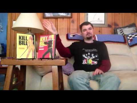 Summer of Tarantino: Kill Bill Volume 1 and 2(8-3-13)