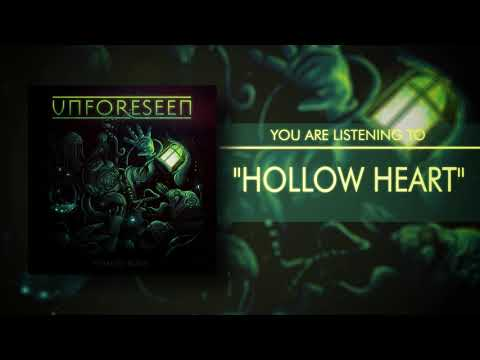 UNFORESEEN - Hollow Heart (Starless Black // LP)