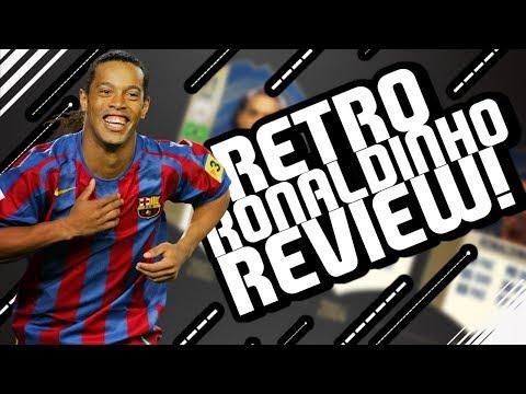 Retro FIFA 15 Ronaldinho (80) Player Review!