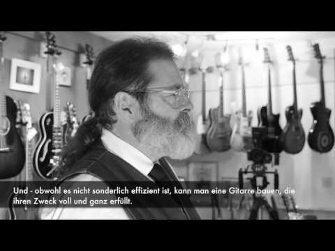 Santa Cruz Guitars - Richard Hoover - Luthier - Workshop