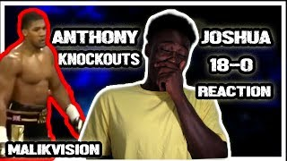 CAN he BE STOPPED?? 2017 ANTHONY JOSHUA ALL KNOCKOUTS 18-0
