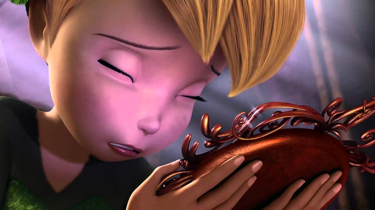 Download Tinkerbell and Terence meet aboard the lost pirate ship