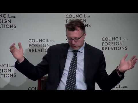 Discussion of 'Hell on Earth: The Fall of Syria and the Rise of ISIS'