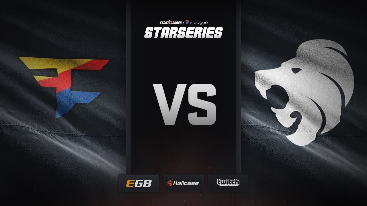 [EN] FaZe vs North, cache, SL i-League StarSeries Season 3 Finals