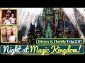 Walt Disney World & Orlando Vacation Vlog #7 | Short night at Magic Kingdom | KrispySmore Sept 2017