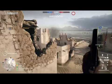 Battlefield 1 - Pistol Work
