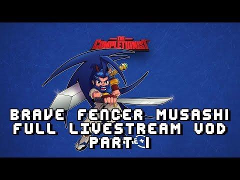 Brave Fencer Musashi Topo