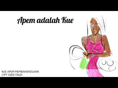 Lagu Vidio Karikatur Kue Apem 80 Juta Kocak Abies