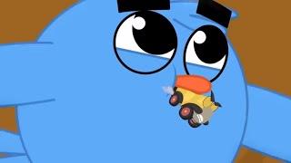 Divertidos dibujos Animados | MAD Aves | BRUM | de dibujos animados para los Niños | dibujos animados para los niños | los niños de la muestra