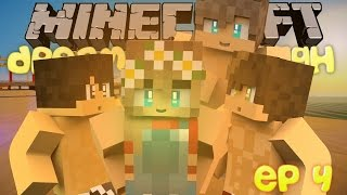 PARTY TIME - Dream Realm High (Minecraft Role-Play) Ep. 4