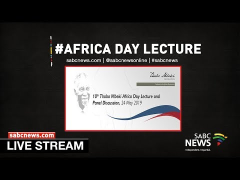 The 10th Africa Day Lecture & Panel Discussion