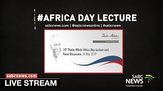 Gambar cover The 10th Africa Day Lecture & Panel Discussion