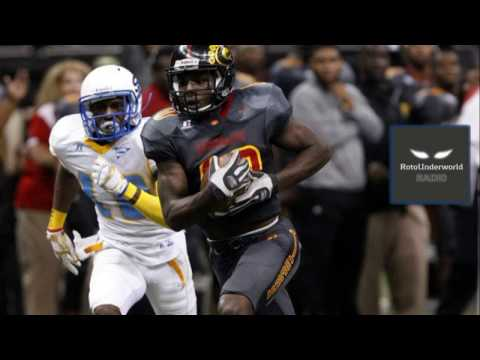 Grambling WR Chad Williams is the best wide receiver no one knows in the NFL Draft