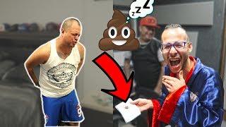 EL QUE SE DUERMA PIERDE *popo en la cara* (HotSpanish Vlogs)