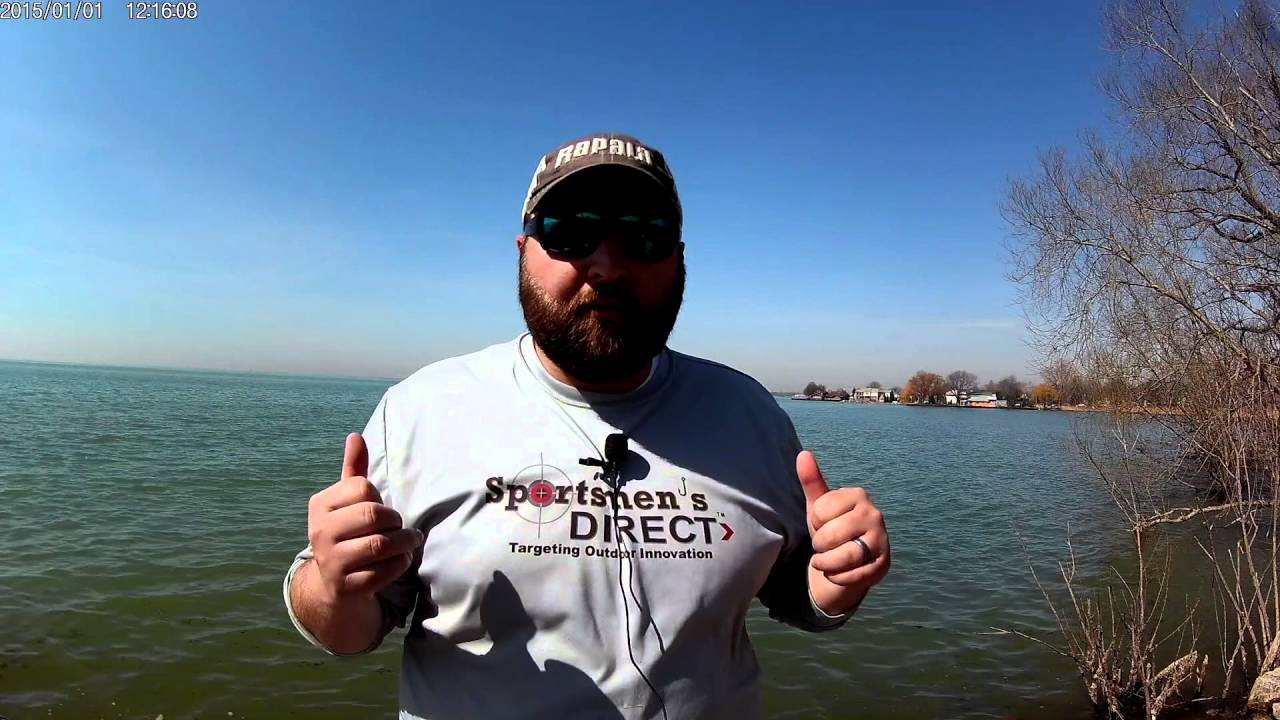 Lake st clair fishing report 4 18 16 michigan sportsman for Michigan dnr fishing reports
