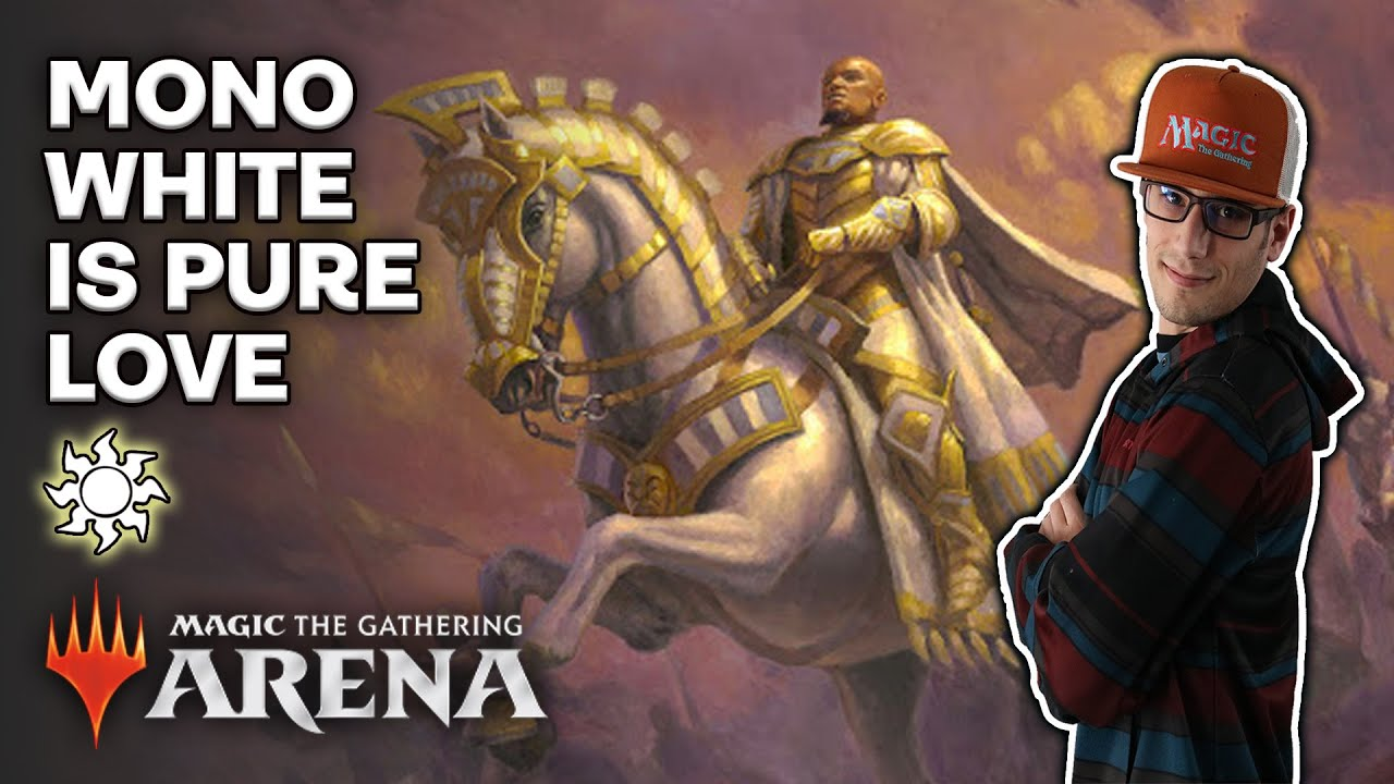 🌞👻 MONO WHITE LIFELINK IS BEATING EVERY DECK IN MTG ARENA 👻🌞