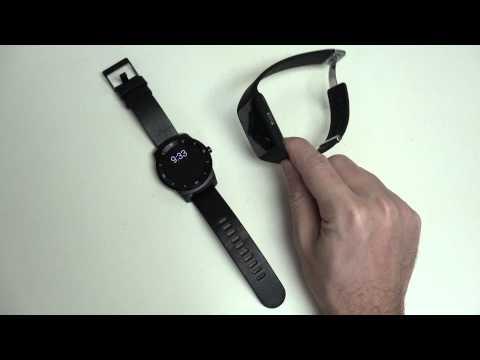 LG G Watch R vs Sony SmartWatch 3