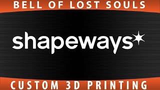 BoLS   Shapeways 3D Printing