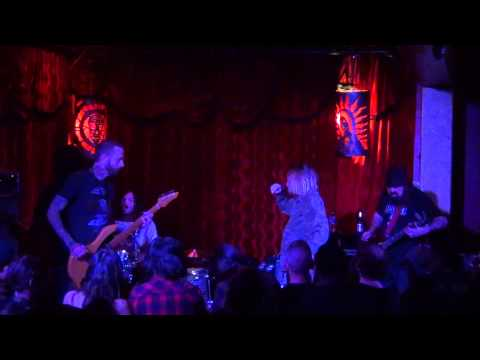 EYEHATEGOD  Long Beach, CA.  1-24-2015