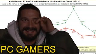 PC Gamers react to GPU Prices Finally Dropping