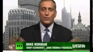 Mike Norman Educates Karl Denninger About Deficits -
