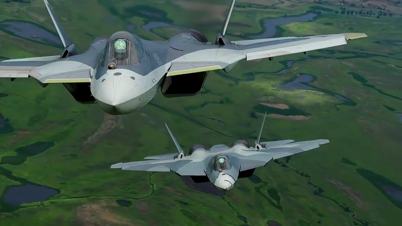 Sukhoi Su 57 In Action Suhoj Su 57 Youtube Images, Photos, Reviews