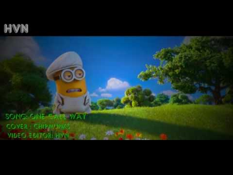 Minions menyanyi one call away
