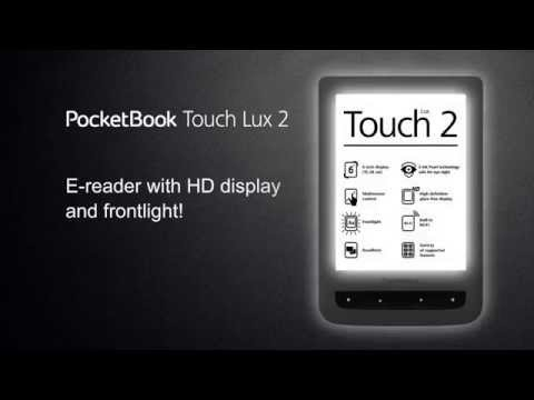PocketBook Touch Lux 2 EN