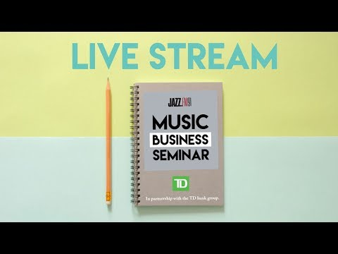 Jazz FM91 Music Business Seminar