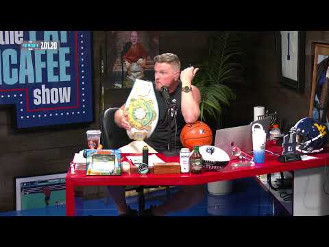 The Pat McAfee Show | Wednesday July 1st, 2020