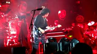 Legendary American adult orientated rock band TOTO gave a killer pe...