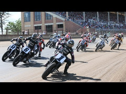 American Flat Track - America's Original Extreme Sport