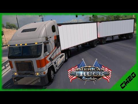 American Truck Simulator - A Argosy and it's Great Danes