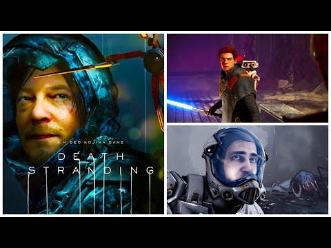 Реакция на геймплей Star Wars: Jedi Fallen Order, Crusader Kings 3 на горизонте?   Игровые новости