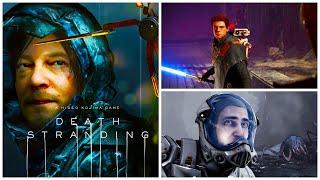 Реакция на геймплей Star Wars: Jedi Fallen Order, Crusader Kings 3 на горизонте? | Игровые новости