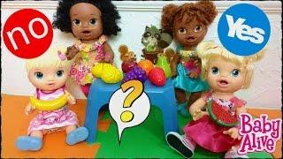 Baby Alive Aula de Inglês da Comilona Kelly! Peter Toys