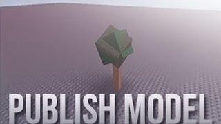 Roblox Tutorial - Comment publier votre modèle