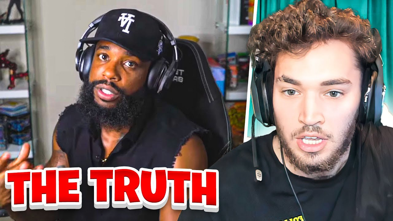 Adin Ross reacts to CashNasty speaking on the Savage Squad Drama...