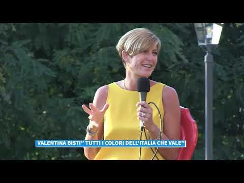 """Valentina Bisti """"Tutti i colori dell'Italia che vale"""""""