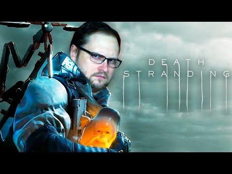 Death Stranding ► СТРИМ #6