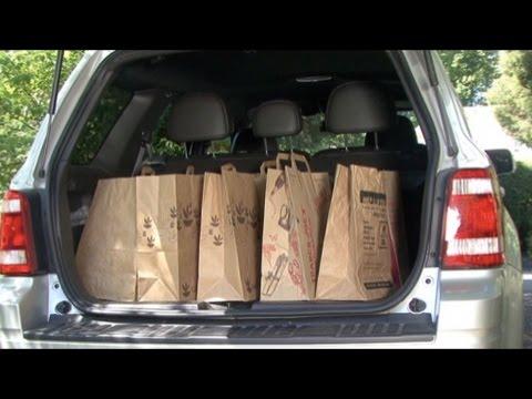 2010 Ford Escape Cargo Capabilities Youtube