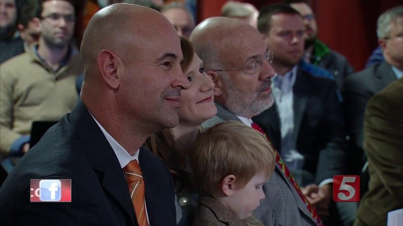 Jeremy Pruitt Wife >> Jeremy Pruitt Named Tennessee Football Coach - YouTube